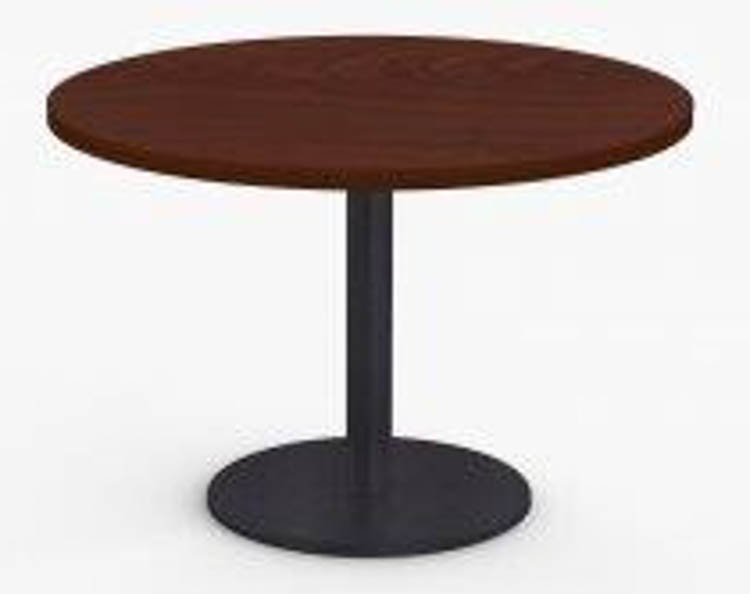 42 Breakroom and Hospitality Round Table, Round Base by Special T
