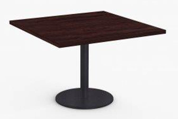 42 x 42 Breakroom and Hospitality Table, Round Base by Special T