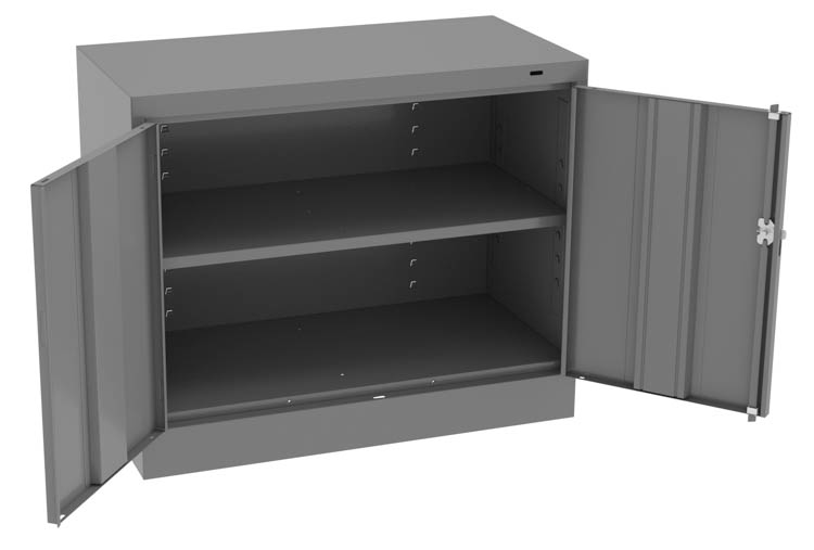 "30""H Standard Storage Cabinet by Tennsco"