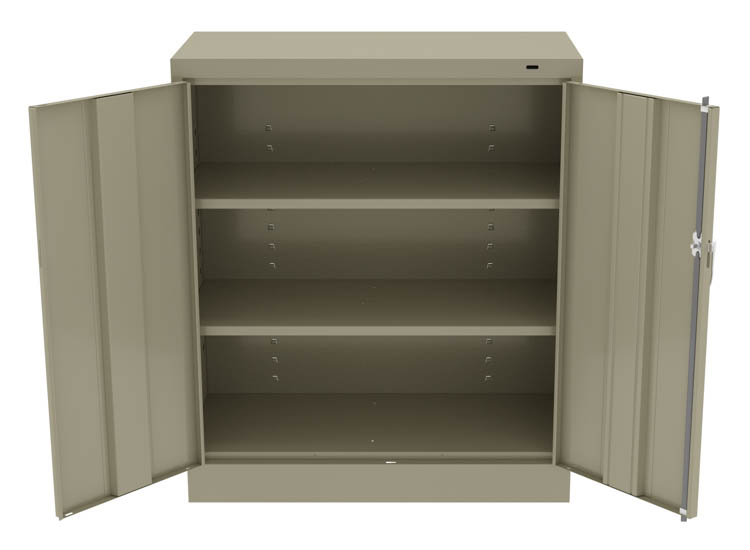 "42""H Standard Storage Cabinet by Tennsco"